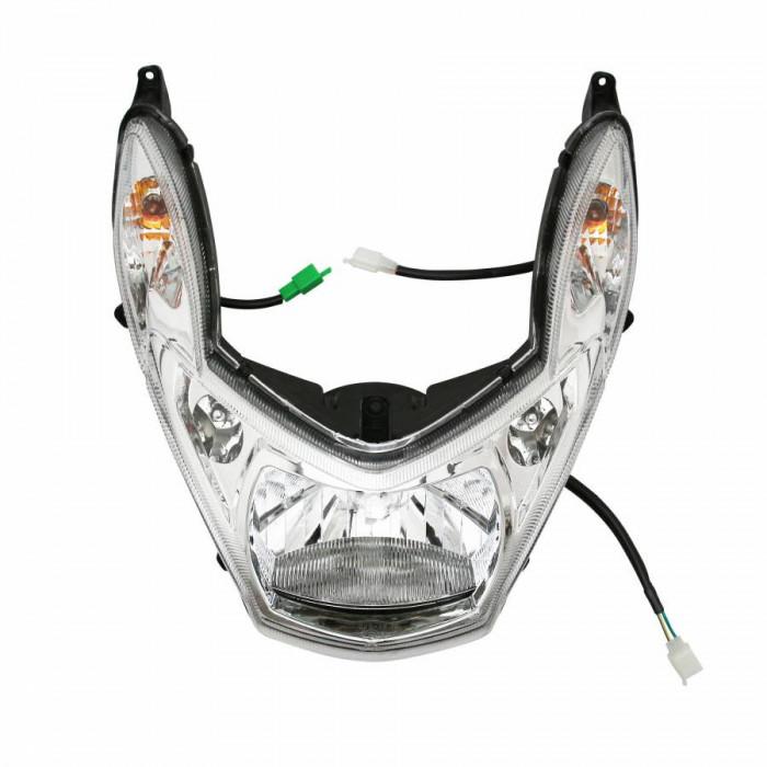 Optique scoot adaptable peugeot 50 kisbee -p2r-