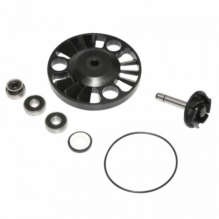 Kit reparation pompe a eau maxiscooter adaptable piaggio 125 x8 2004+, x9 2001+, beverly 2001+2005