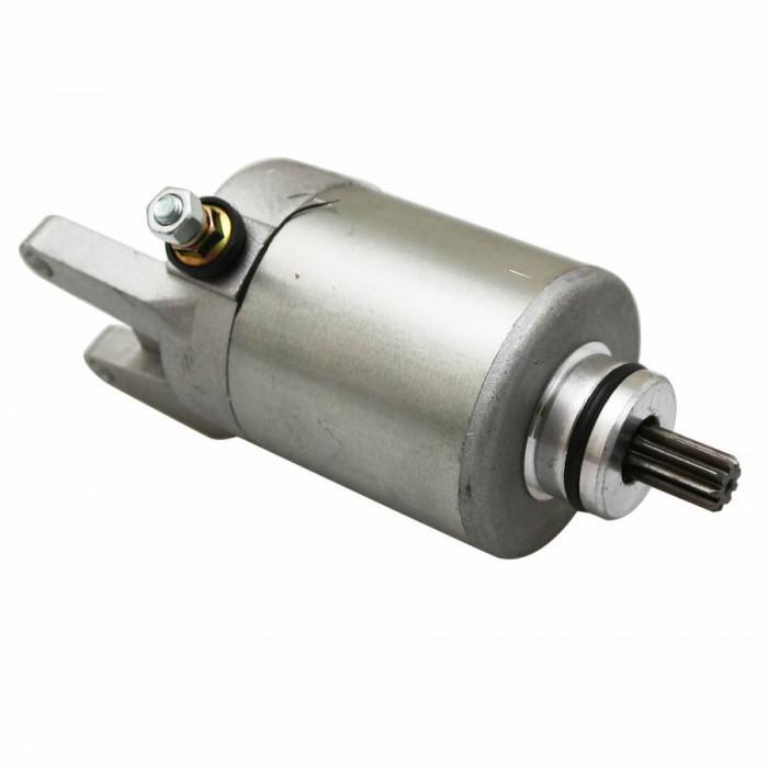 Demarreur maxiscooter adaptable piaggio 250-300 beverly, mp3, vespa gts
