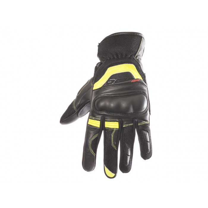 Gants RST Urban Air II CE street cuir/textile jaune fluo taille L/10 homme