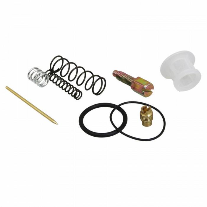 Neccessaire de reparation carbu cyclo pour mbk 51 (av10 gurtner) (9 pieces) -p2r-