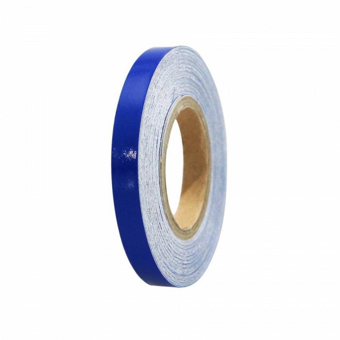 Liseret-autocollant-sticker jante replay bleu 7mm 6m avec applicateur