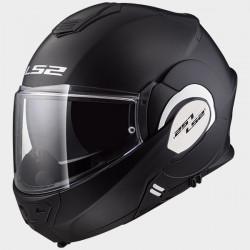 Casque LS2 FF399 Valiant Solid noir mat taille XXL