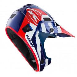 Casque vélo KENNY SCRUB Patriot Bleu Blanc Rouge taille XS