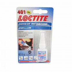 Colle super glue loctite...