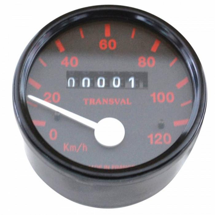 Compteur cyclo transval 120km-h pour peugeot 103 sp (avec demultiplicateur + transmission)