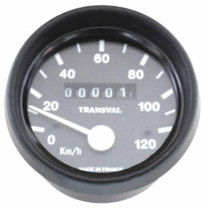 Compteur cyclo transval 120km-h pour mbk 51s grimeca (avec demultiplicateur + transmission)