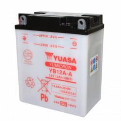 Batterie 12v 12 ah yb12a-a...