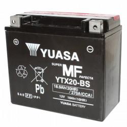 Batterie 12v 18 ah ytx20-bs...