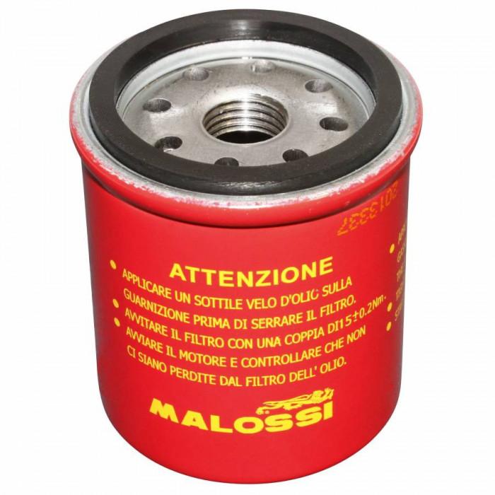 Filtre a huile maxiscooter malossi pour piaggio 125 x-evo, 125 x7, 125 x8, 125 x9, 125 liberty, 125 mp3, 125 fly
