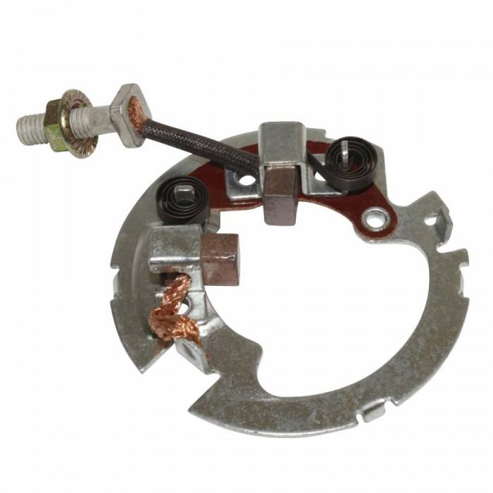 Porte balais de demarreur maxiscooter adaptable yamaha 500 tmax 2001+2007 -selection p2r-