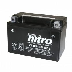 Batterie 12v  8 ah ntx9-bs...