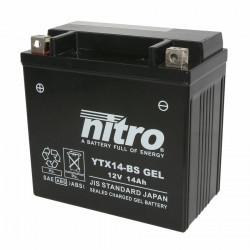 Batterie 12v 12ah ytx14-bs...
