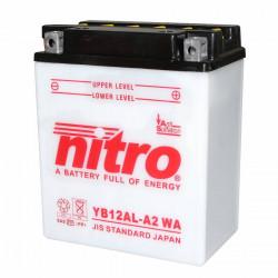 Batterie 12v 12ah yb12al-a2...