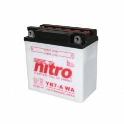 Batterie 12v  8 ah yb7-a...
