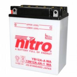 Batterie 12v 12ah yb12a-a...