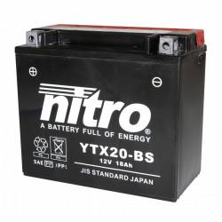 Batterie 12v 18ah ytx20-bs...