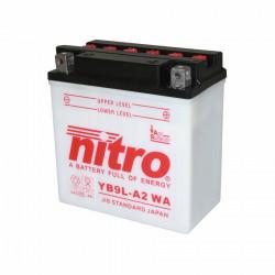 Batterie 12v  9 ah yb9l-a2...