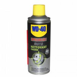Nettoyant chaine wd-40...