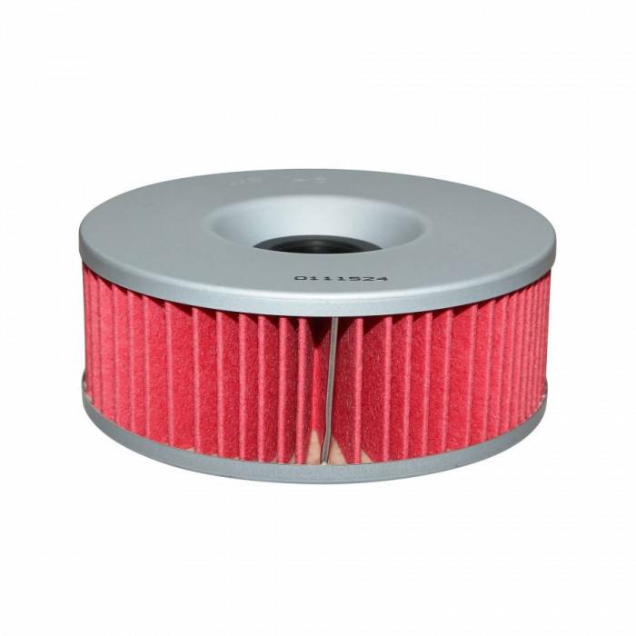 Filtre a huile hiflofiltro pour yamaha 750 xs, 850 xs, 1100 xj, 1100 xs 1100, 1200 v-max, 1200-1300 venture (101x40mm) (hf146)