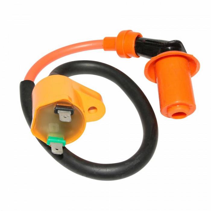 Bobine allumage maxiscooter adaptable piaggio 125-250-400 x7, x8, x9, beverly, vespa gts