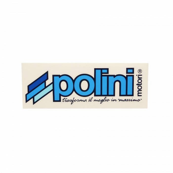 Autocollant-sticker polini blue line (16x4cm) (097.0034)