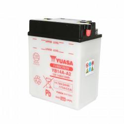Batterie 12v 14 ah yb14a-a2...
