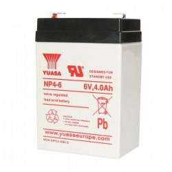 Batterie  6v  4 ah np4-6...