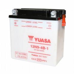 Batterie 12v  9 ah yuasa...