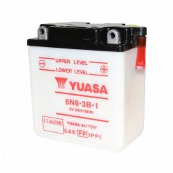 Batterie  6v  6,3 ah...