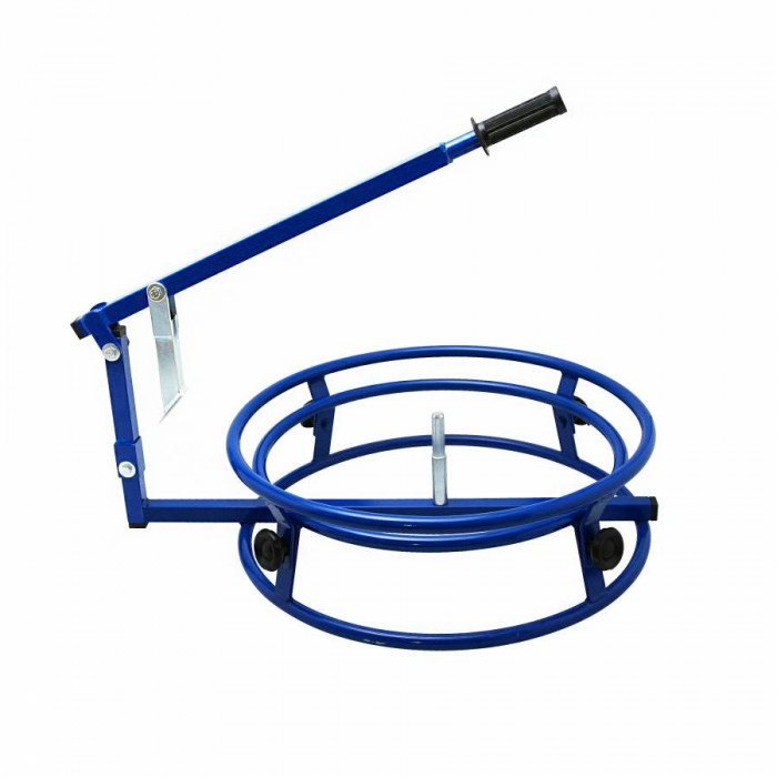 Decolle-machine a pneu a main -p2r-