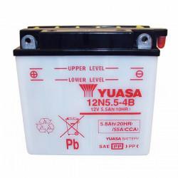 Batterie 12v  5,5 ah...