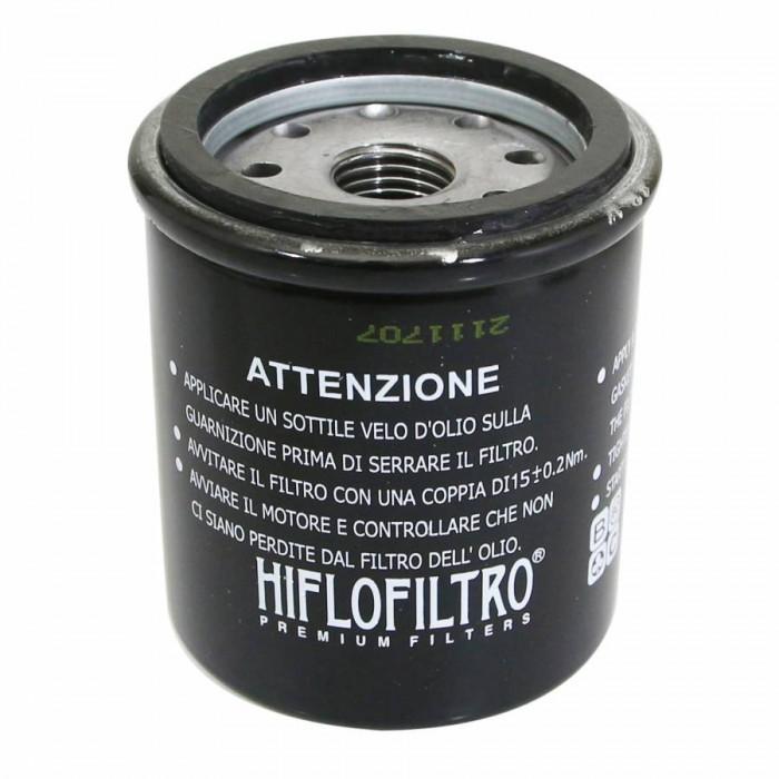 Filtre a huile maxiscooter hiflofiltro pour quadro d-s 2013+ (50x70mm) (hf197)