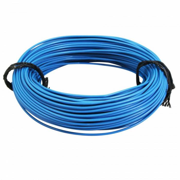 Fil electrique 9-10 (0,75mm) bleu (50m) -selection p2r-