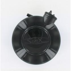 Réservoir essence SOLEX - Noir