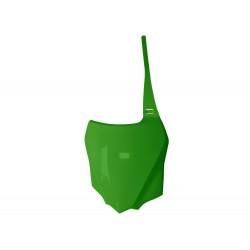 Plaque frontale RACETECH vert