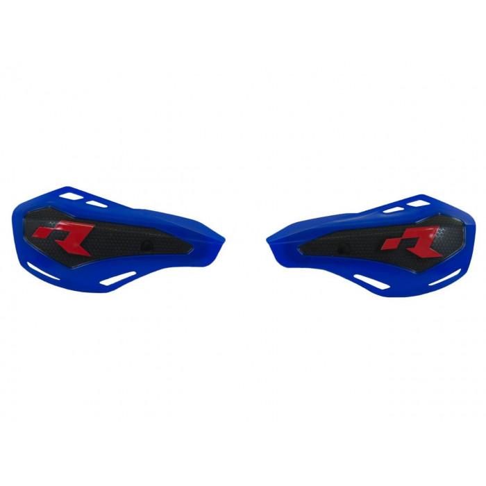 Coque de remplacement RACETECH protège-mains HP1 bleu