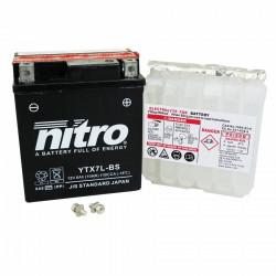 Batterie 12v  6 ah ytx7lbs...