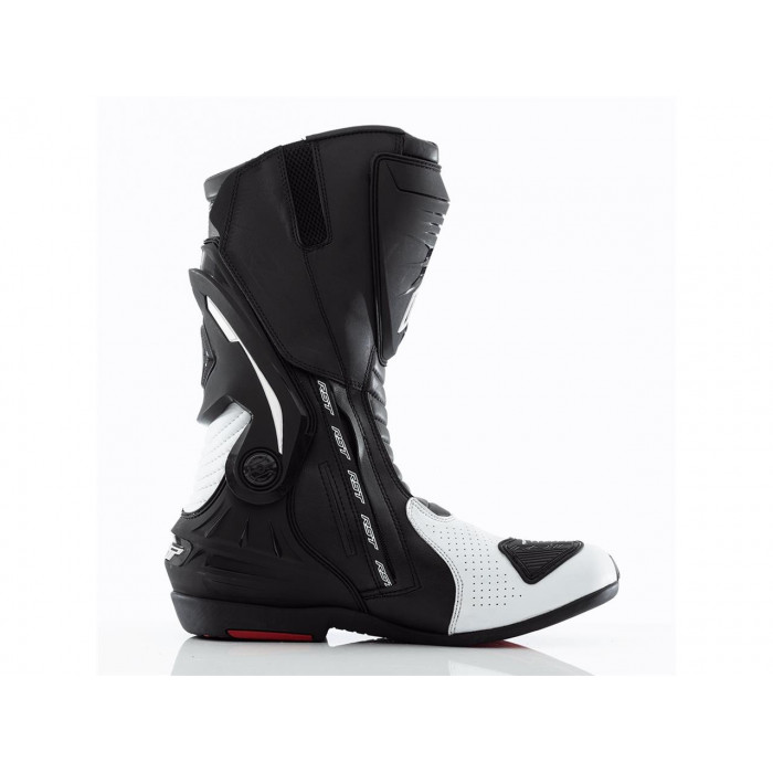 Bottes RST TracTech Evo 3 CE cuir blanc 38 homme