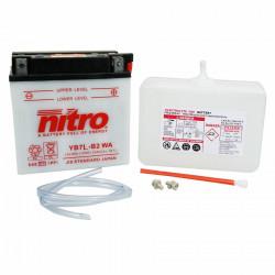 Batterie 12v  8 ah yb7lb2...