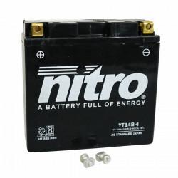 Batterie 12v 14ah nt14b-4...