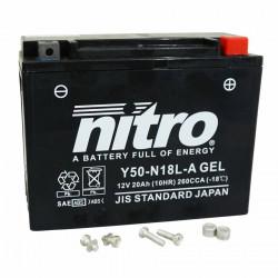 Batterie 12v 20ah n50n18l-a...