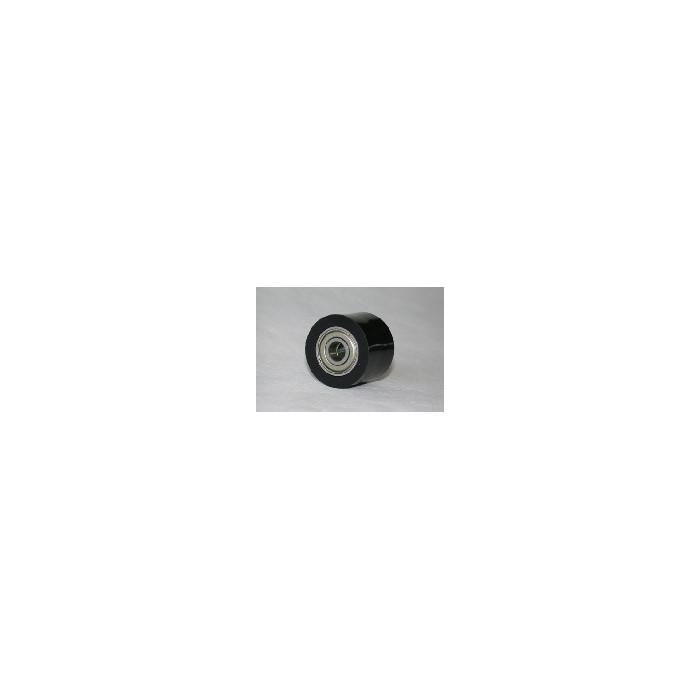 Roulette de chaîne BIHR noir Ø32mm