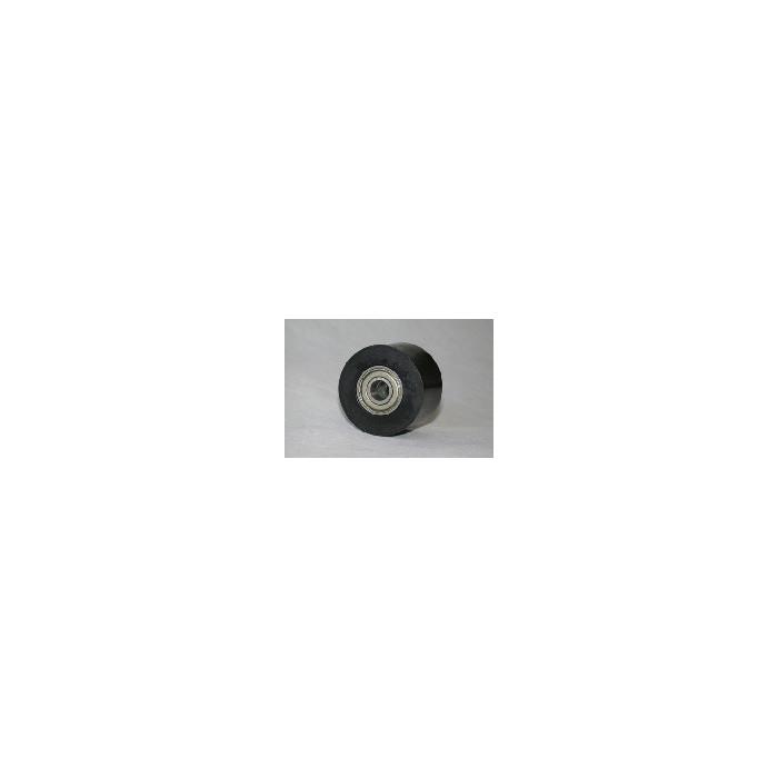 Roulette de chaîne BIHR noir Ø38mm