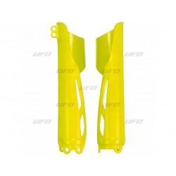 Protège fourche UFO jaune...