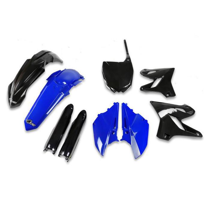 Kit plastiques UFO Replica 2019 Yamaha YZ125/250