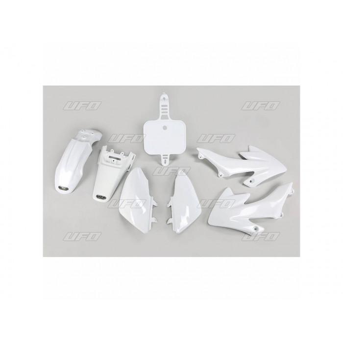Kit plastiques UFO blanc Honda CRF50F