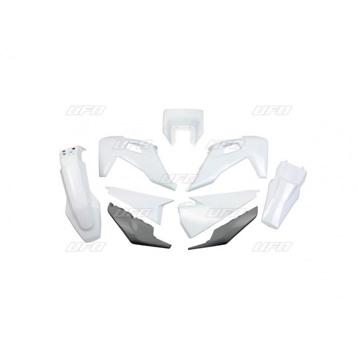 Kit plastiques UFO couleur origine (2020) Husqvarna FE/TE
