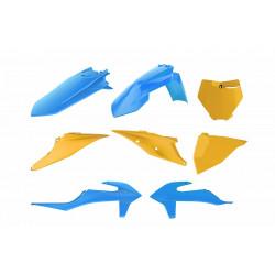 Kit plastique POLISPORT MX...