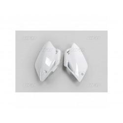 Plaques latérales UFO blanc...